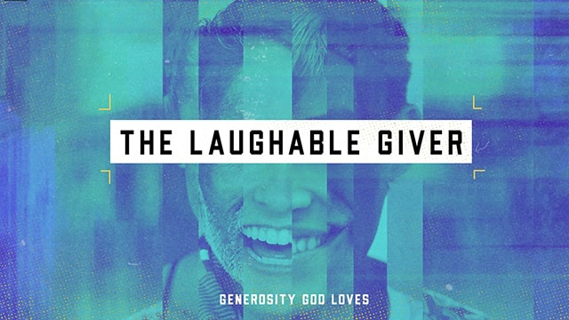 This series looks at why followers of God are called to give joyfully.