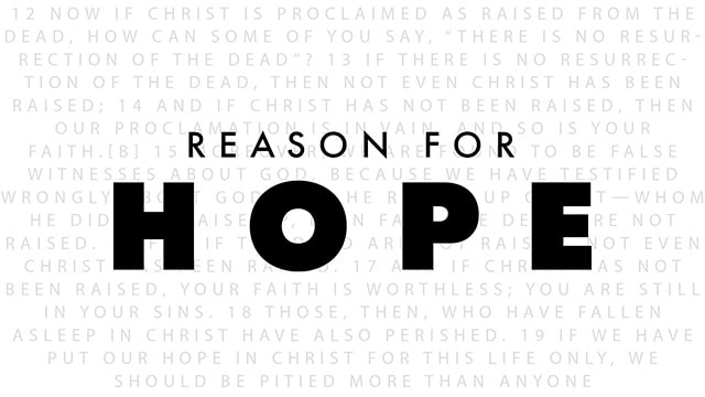 Discover Reasons To Hope During Difficult Times.